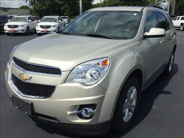 2014 Chevrolet Equinox for sale in Richland Center, WI