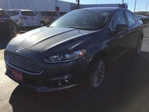 2014 Ford Fusion for sale in Richland Center, WI