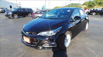 2017 Chevrolet Cruze for sale in Richland Center, WI