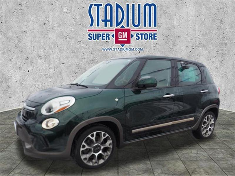 2014 FIAT 500L for sale in Salem, OH