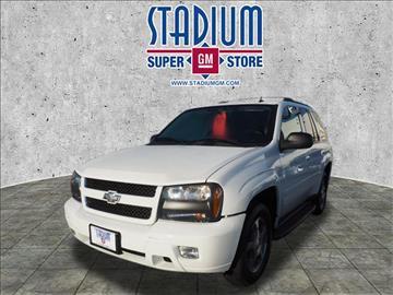 2008 Chevrolet TrailBlazer for sale in Salem, OH