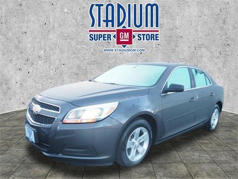 2013 Chevrolet Malibu for sale in Salem, OH