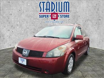 2004 Nissan Quest for sale in Salem, OH
