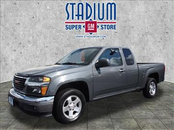2012 GMC Canyon for sale in Salem, OH