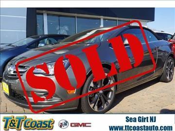 2017 Buick Cascada for sale in Sea Girt, NJ
