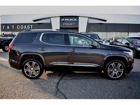 2019 GMC Acadia for sale in Sea Girt, NJ