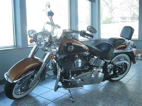 2008 Harley-Davidson Softtail/DELUXE
