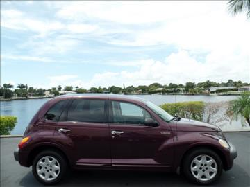2002 Chrysler PT Cruiser for sale in North Palm Beach, FL