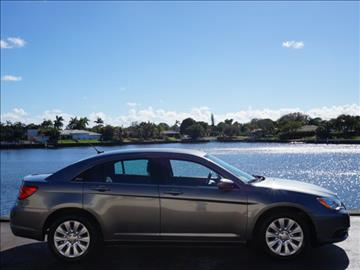 2013 Chrysler 200 for sale in North Palm Beach, FL