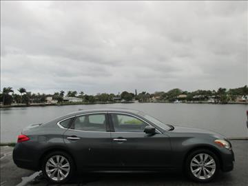 2011 Infiniti M37 for sale in North Palm Beach, FL