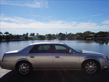 2006 Cadillac DTS for sale in North Palm Beach, FL