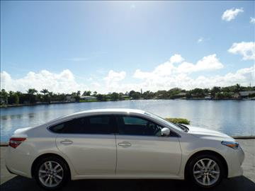 2014 Toyota Avalon for sale in North Palm Beach, FL