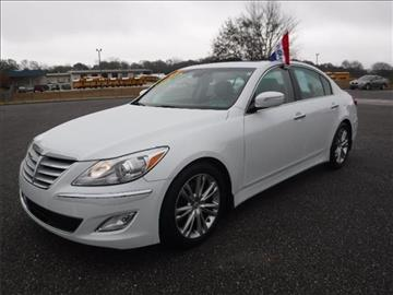 2013 Hyundai Genesis for sale in Enterprise, AL