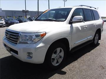 2014 Toyota Land Cruiser for sale in Enterprise, AL