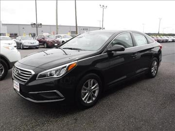 2017 Hyundai Sonata for sale in Enterprise, AL