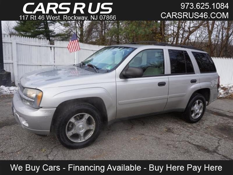 2008 Chevrolet Trailblazer Ls In Rockaway Nj Cars R Us
