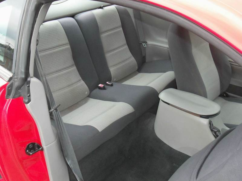 2004 Ford Mustang Base 2dr Coupe - Ludlow MA