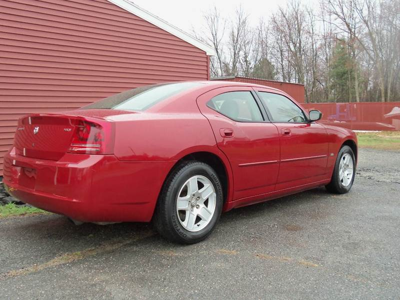 2007 Dodge Charger 4dr Sedan - Ludlow MA