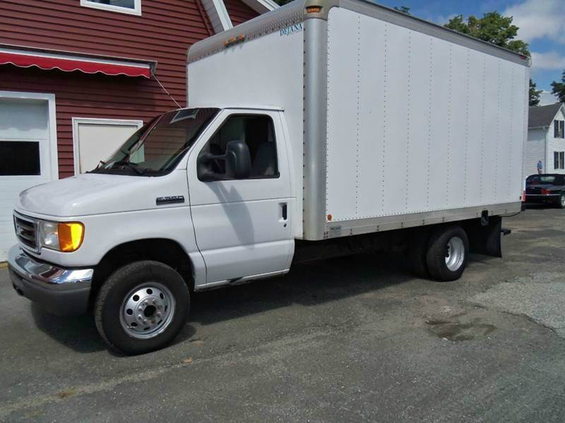 2006 Ford E-Series Chassis E-350 SD DRW Cutaway Chassis In ...
