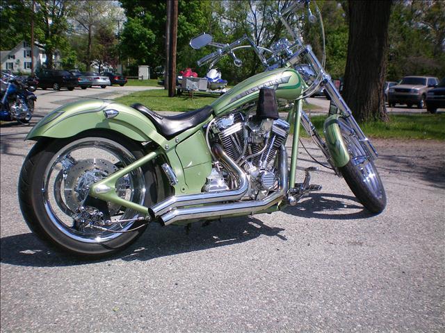 2004 Custom  Vengence  - Ludlow MA