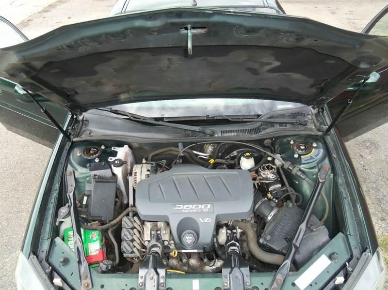 2004 Pontiac Grand Prix GT2 4dr Sedan - Ludlow MA
