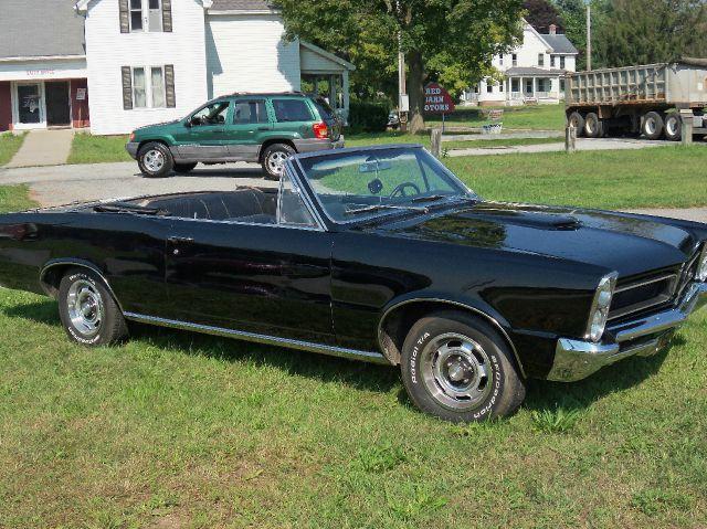 1965 pontiac gto for Beachside motors ludlow ma