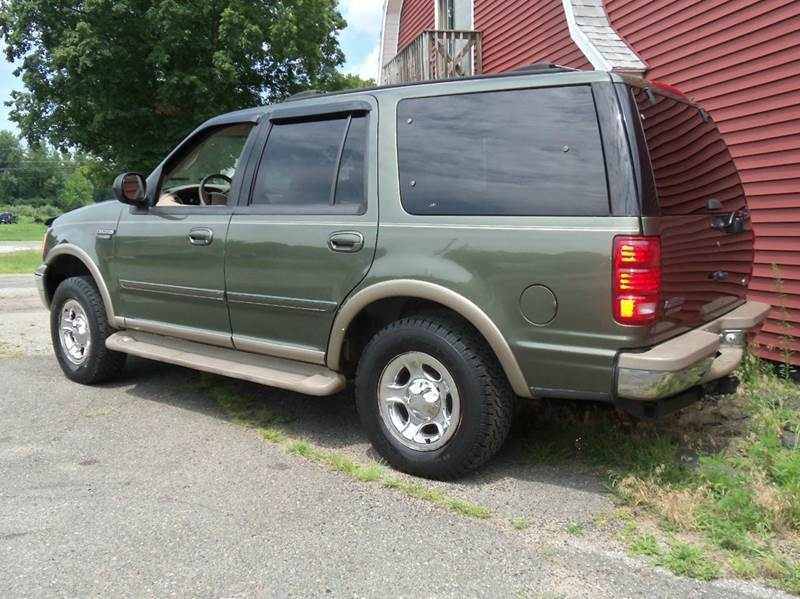 2001 Ford Expedition Eddie Bauer 4WD 4dr SUV - Ludlow MA