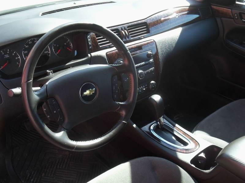 2012 Chevrolet Impala LT 4dr Sedan - Ludlow MA