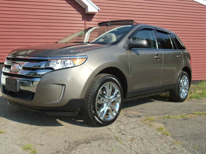 2013 Ford Edge AWD Limited 4dr Crossover - Ludlow MA