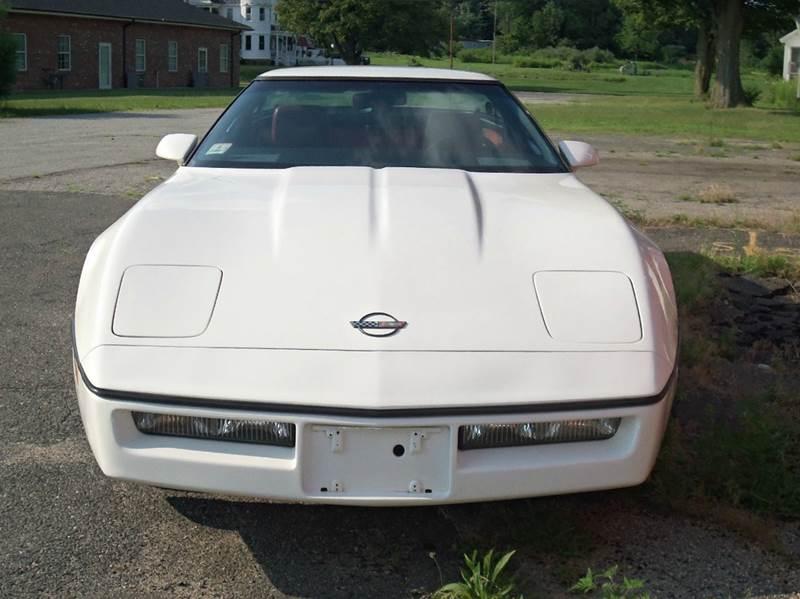 1984 Chevrolet Corvette 2dr Hatchback - Ludlow MA