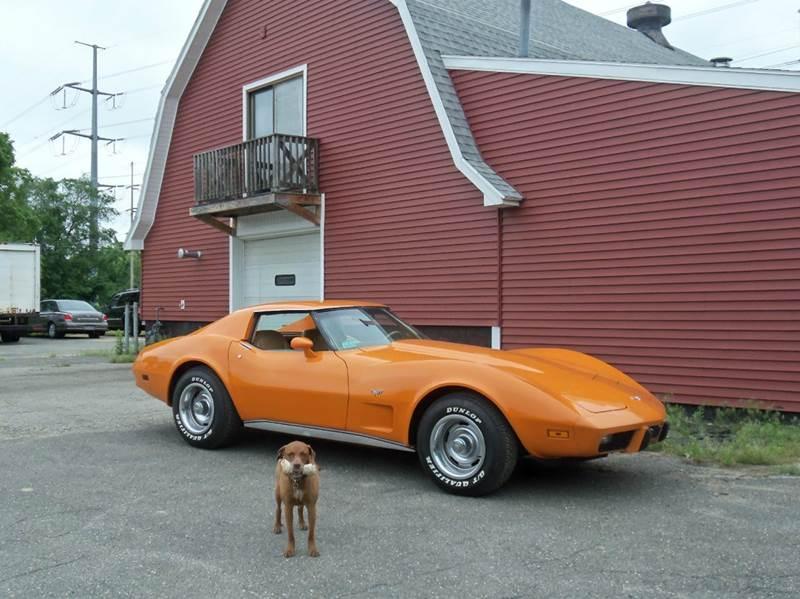 1977 Chevrolet Corvette l 48 - Ludlow MA