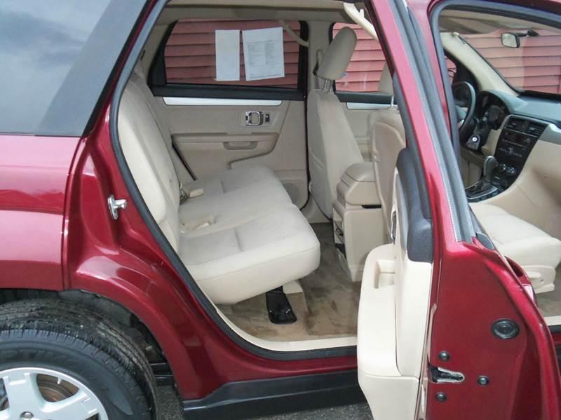 2007 Suzuki XL7 AWD Luxury 4dr SUV - Ludlow MA