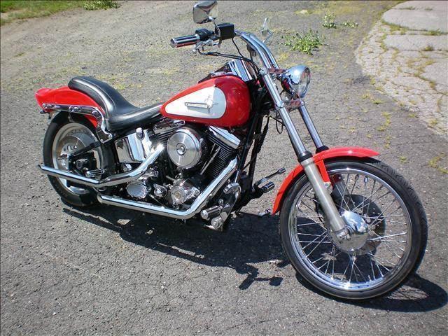 1991 Harley-Davidson Custom softail FXST - Ludlow MA