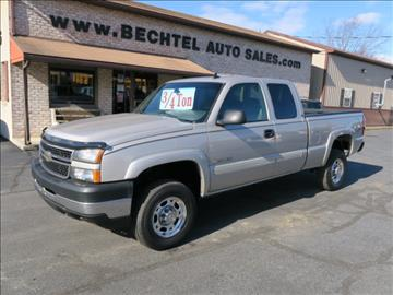 2006 Chevrolet Silverado 2500HD for sale in Bechtelsville, PA