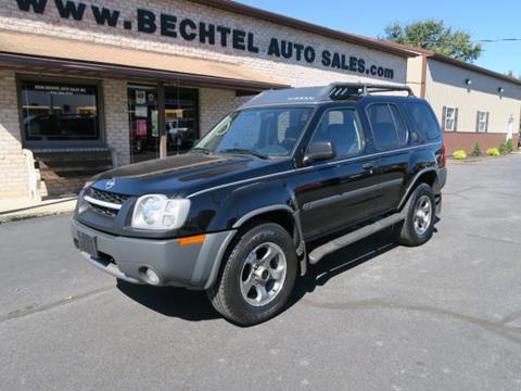 2004 Nissan Xterra for sale in Bechtelsville, PA