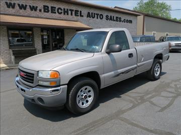 2005 GMC Sierra 1500 for sale in Bechtelsville, PA