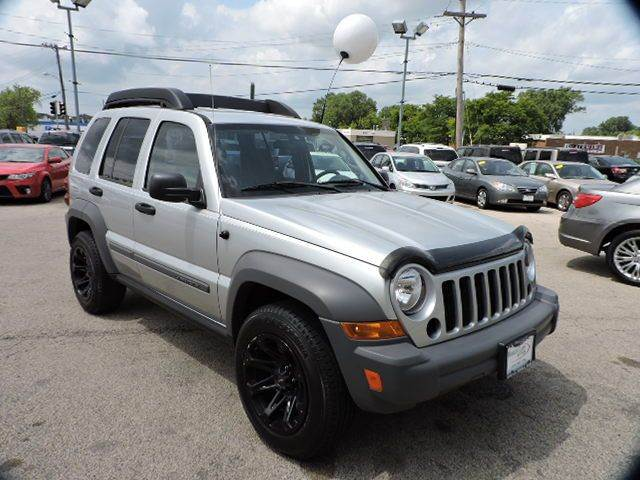2005 jeep liberty sport 4dr suv in rockford il world. Black Bedroom Furniture Sets. Home Design Ideas