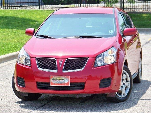 2009 Pontiac Vibe for sale in CHICAGO IL