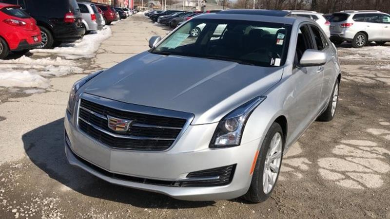 Cadillac Ats For Sale In Chicago Il Carsforsale Com