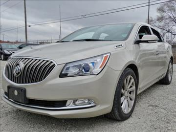 Buick Lacrosse For Sale In Chicago Il Carsforsale Com