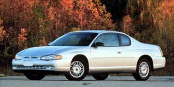 2000 Chevrolet Monte Carlo for sale in Chicago, IL