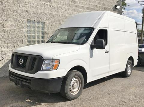 2014 Nissan NV Cargo for sale in Chicago, IL