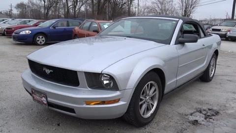 2005 Ford Mustang for sale in Chicago, IL