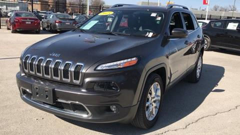 Jeep Cherokee For Sale In Chicago Il Carsforsale Com