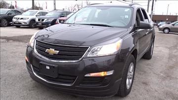 2013 Chevrolet Traverse for sale in Chicago, IL