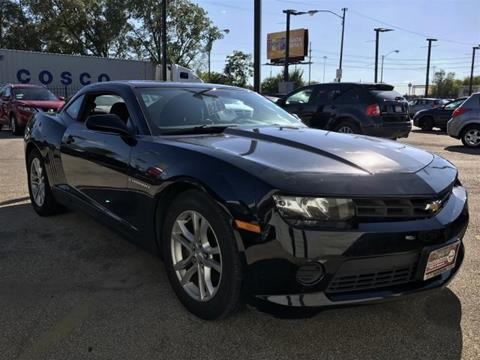 2015 Chevrolet Camaro for sale in Chicago, IL