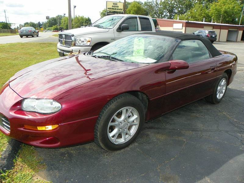 2001 chevrolet camaro for sale in tucson az. Black Bedroom Furniture Sets. Home Design Ideas
