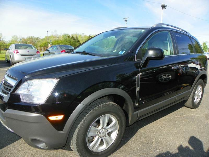 2008 Saturn Vue Awd Xe V6 4dr Suv In Jackson Mi Auto