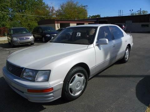1997 Lexus LS 400 for sale in Jackson, MI