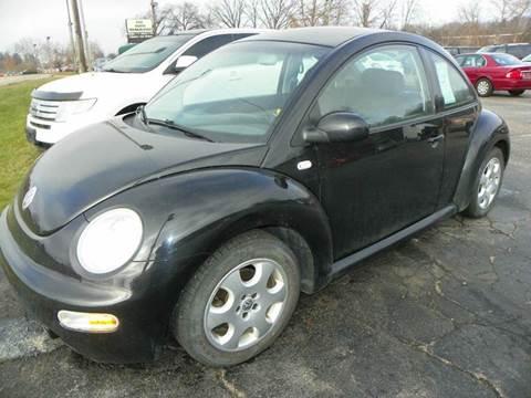 2003 Volkswagen New Beetle for sale in Jackson, MI